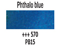 ������� ��� ��� 1/2pan,phthalo blue