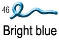 3D ������ �� �������,������� 20��-bright blue 46