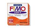 Глина с изпичане Fimo-soft,57гр,mandarine 042