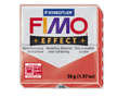 ����� � �������� Fimo-effect,57��,translucent red