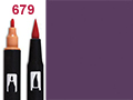 ���������� ����� Tombow 679-dark plum