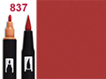 ���������� ����� Tombow 837-wine red
