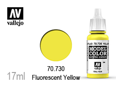 ��� �� ��������� Model color 17��-yellow fluo