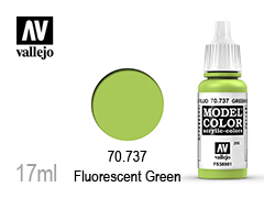 ��� �� ��������� Model color 17��-green fluo