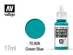��� �� ��������� Model color 17��-blue green