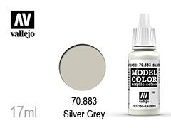 Бои за моделисти Model color 17мл-silver grey