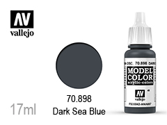 ��� �� ��������� Model color 17��-dark sea blue