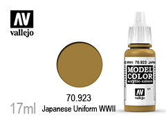 ��� �� ��������� Model color 17��-Japan unif.WWII