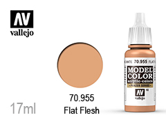 ��� �� ��������� Model color 17��-flat flesh