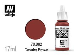 ��� �� ��������� Model color 17��-cavalry brown