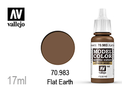 ��� �� ��������� Model color 17��-flat earth