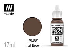 ��� �� ��������� Model color 17��-flat brown