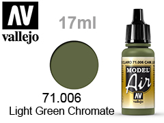 Model Air-боя за аерографи 17мл.Camouflage light green