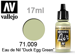 Model Air-��� �� ��������� 17��.Duck egg green