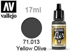 Model Air-��� �� ��������� 17��.Yellow olive