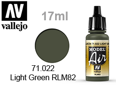Model Air-��� �� ��������� 17��.Camouflage green