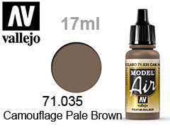Model Air-��� �� ��������� 17��.Camouflage brown
