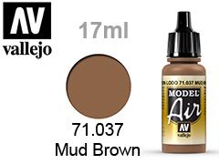 Model Air-��� �� ��������� 17��.Mud Brown