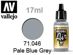 Model Air-��� �� ��������� 17��.Pale grey blue