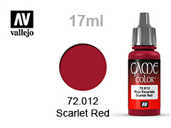 Боя за модели Game color 17мл-Scarlet red