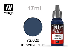 Боя за модели Game color 17мл-Imperial blue