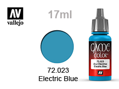 Боя за модели Game color 17мл-Electric blue