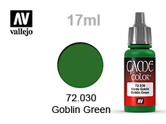 Боя за модели Game color 17мл-Goblin green