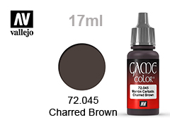 Боя за модели Game color 17мл-Charred Brown