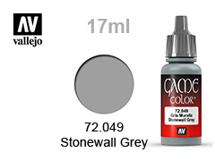 Боя за модели Game color 17мл-Stonewall grey