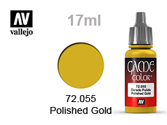 Боя за модели Game color 17мл-Polished gold