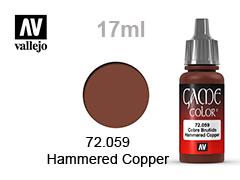 Боя за модели Game color 17мл-Hammered copper