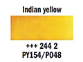 Акварел Рембранд 1/2pan с.2,indian yellow 244
