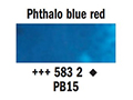 Акварел Рембранд 1/2pan с.2,phthalo blue red 583