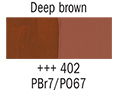 ������� 16��.1�., deep brown N:402