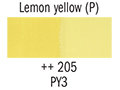 ������� 50��.1�., lemon yellow N:205