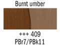 Темпера 50мл.1с., burnt umber N:409