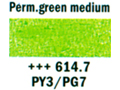 ��� ��� ������ ������, permanent green medium 7