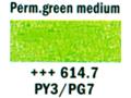��� ��� ������ ������, permanent green medium 7
