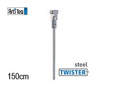 Метална корда TWISTER max 20кг;L=150см