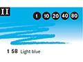 Karmina ������ ����� light blue